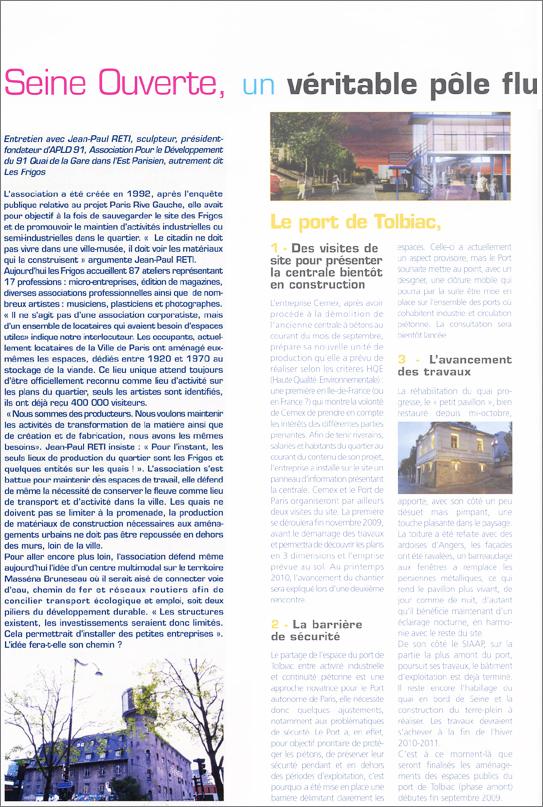 8-2009-dec-ARTICLE-interview-de-JP-p-PAP-Seine-Ouverte